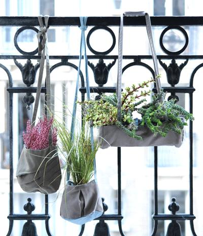 sac a planter